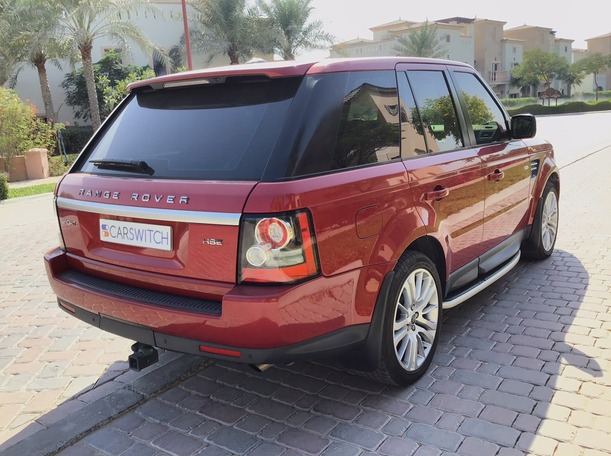 Used 2013 Range Rover Sport for sale in dubai