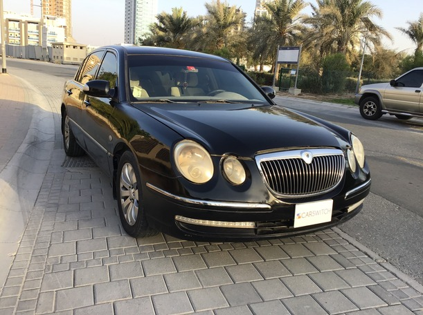 Used 2009 Kia Opirus for sale in sharjah