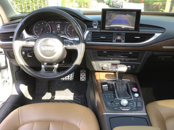 Used 2012 Audi A7 for sale in dubai