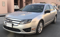 Used 2011 Ford Fusion for sale in dubai
