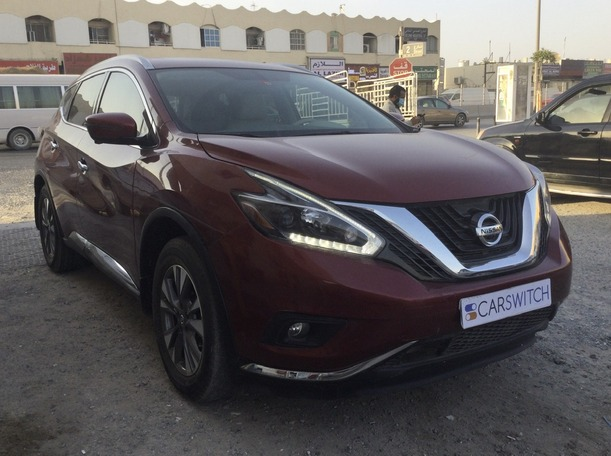 Used 2017 Nissan Murano for sale in sharjah