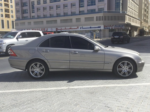 Used 2007 Mercedes C180 for sale in sharjah