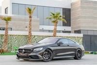 Used 2016 Mercedes S63 AMG for sale in dubai