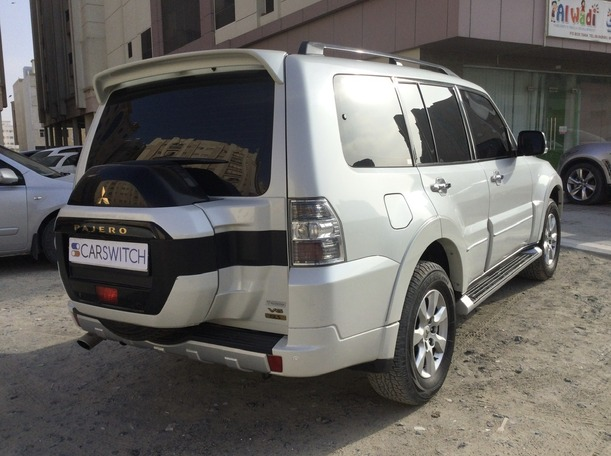Used 2018 Mitsubishi Pajero for sale in sharjah