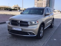 Used 2015 Dodge Durango for sale in sharjah