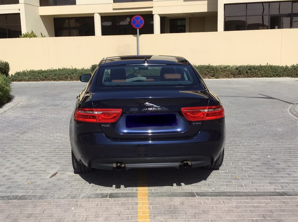 Used 2016 Jaguar XE for sale in dubai