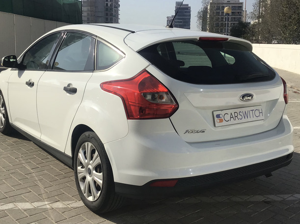 Used 2012 Ford Focus for sale in dubai