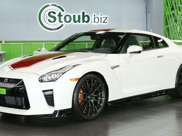 Used 2020 Nissan GT-R for sale in dubai
