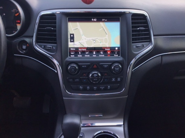 Used 2018 Jeep Grand Cherokee for sale in sharjah