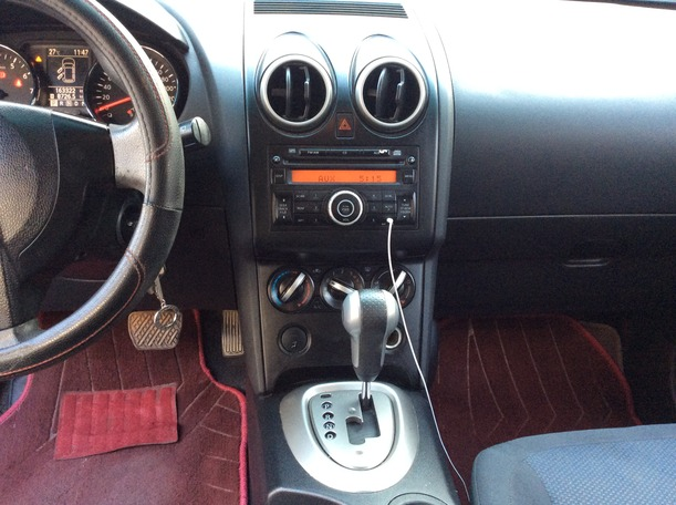 Used 2012 Nissan Qashqai for sale in sharjah