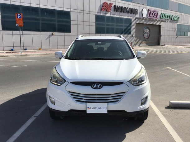 Used 2015 Hyundai Tucson for sale in dubai
