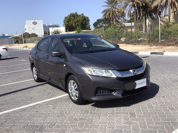 Used 2014 Honda City for sale in dubai