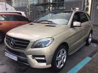 Used 2013 Mercedes ML350 for sale in abudhabi