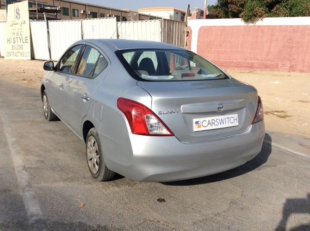 Used 2014 Nissan Sunny for sale in dubai