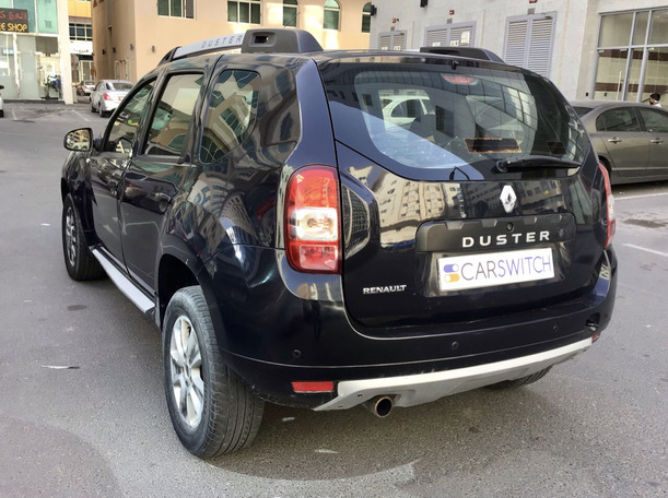Used 2015 Renault Duster for sale in abudhabi