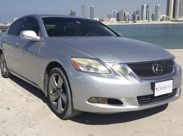 Used 2011 Lexus GS300 for sale in sharjah