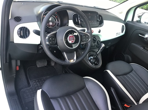 Used 2019 FIAT 500 for sale in dubai