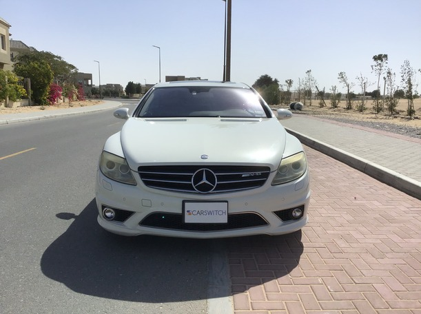 Used 2008 Mercedes CL550 for sale in dubai