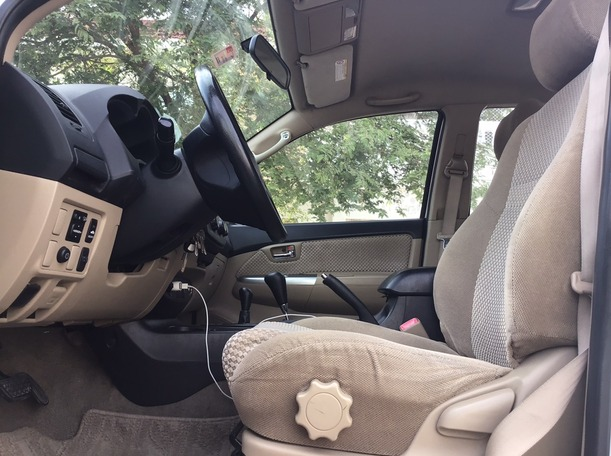 Used 2014 Toyota Fortuner for sale in abudhabi