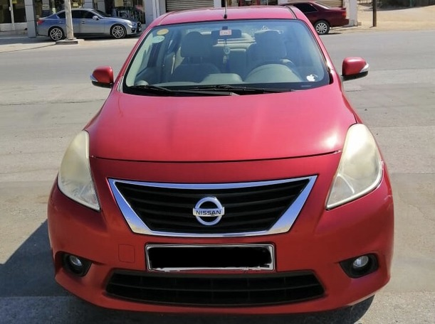 Used 2014 Nissan Sunny for sale in sharjah