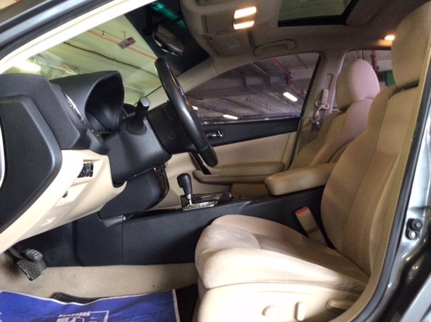 Used 2014 Nissan Maxima for sale in abudhabi