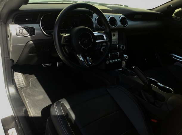 Used 2019 Ford Mustang for sale in dubai