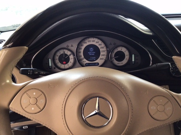 Used 2010 Mercedes CLS350 for sale in abudhabi