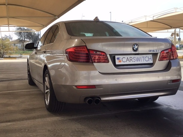 Used 2015 BMW 525 for sale in abudhabi