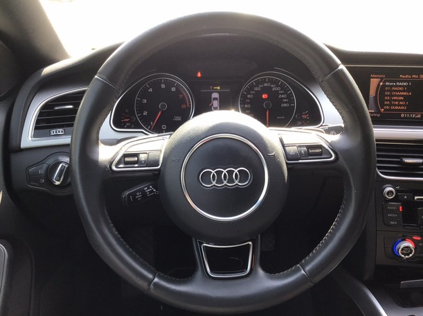Used 2012 Audi A5 for sale in dubai