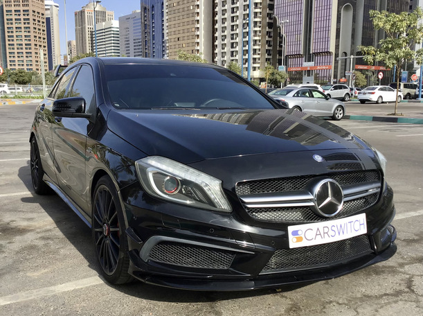 Used 2015 Mercedes A45 AMG for sale in abudhabi