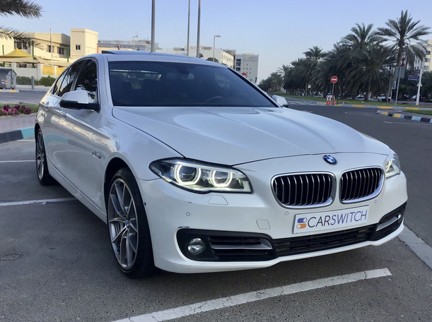 Used 2014 BMW 535 for sale in abudhabi