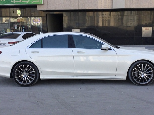 Used 2016 Mercedes S500 for sale in sharjah