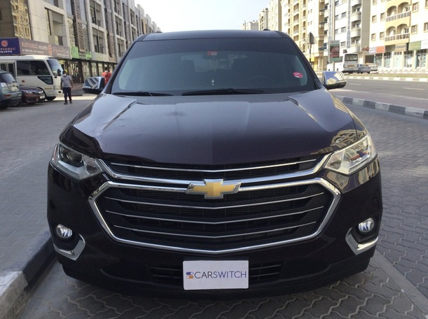 Used 2019 Chevrolet Traverse for sale in sharjah