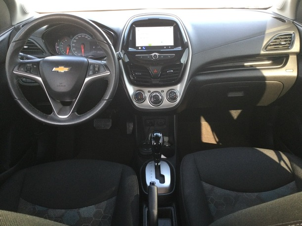 Used 2017 Chevrolet Spark for sale in sharjah