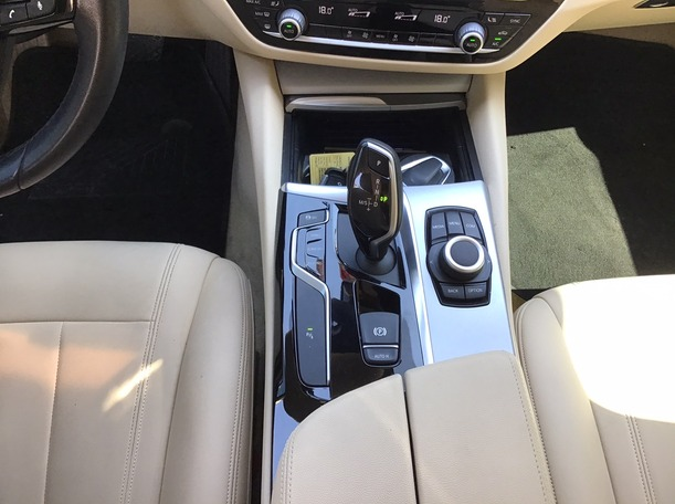 Used 2020 BMW 520 for sale in dubai