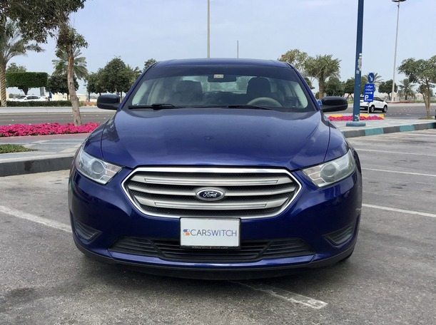 Used 2013 Ford Taurus for sale in abudhabi