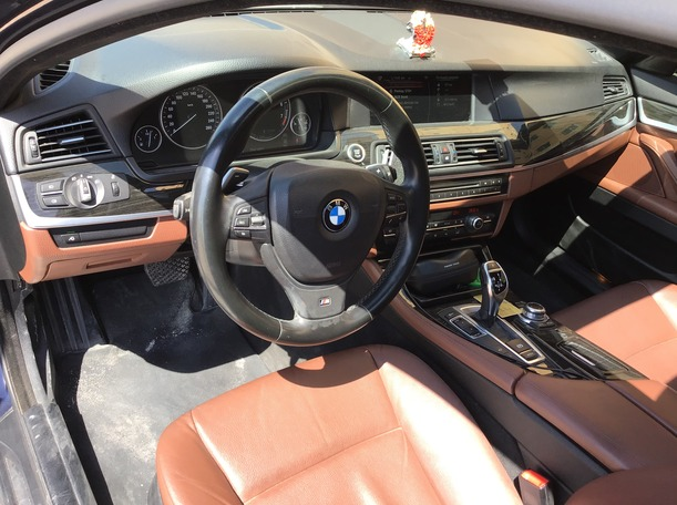Used 2013 BMW 530 for sale in dubai