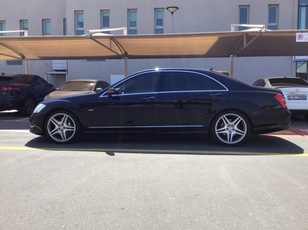 Used 2012 Mercedes S350 for sale in dubai