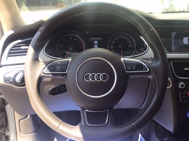 Used 2015 Audi A4 for sale in abudhabi