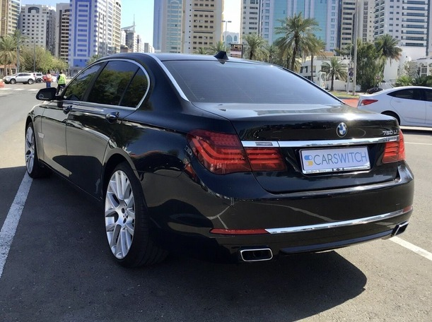 Used 2015 BMW 730 for sale in abudhabi