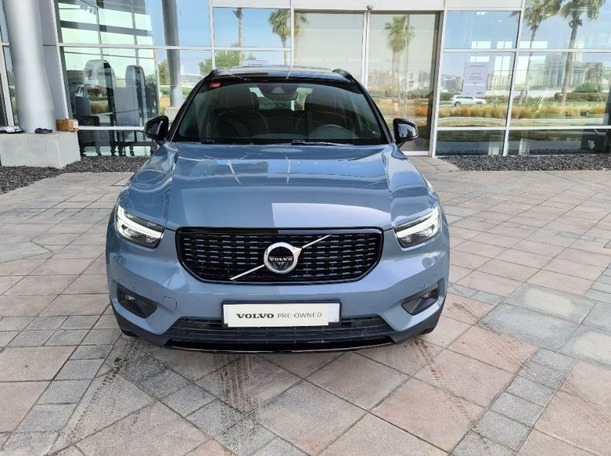 Used 2020 Volvo XC40 for sale in abudhabi