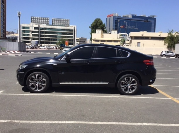 Used 2013 BMW X6 for sale in dubai