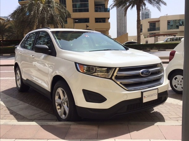 Used 2017 Ford Edge for sale in dubai