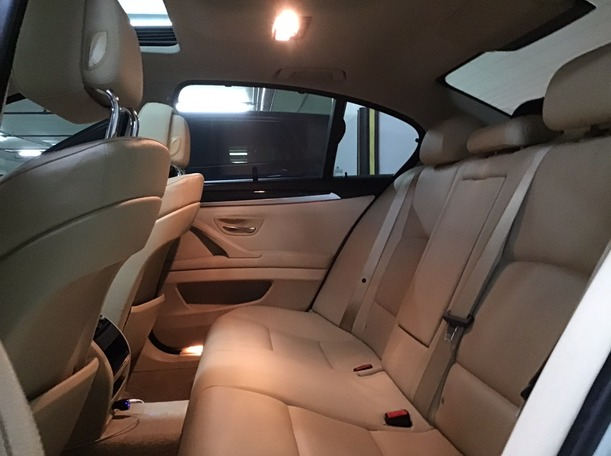 Used 2011 BMW 530 for sale in dubai