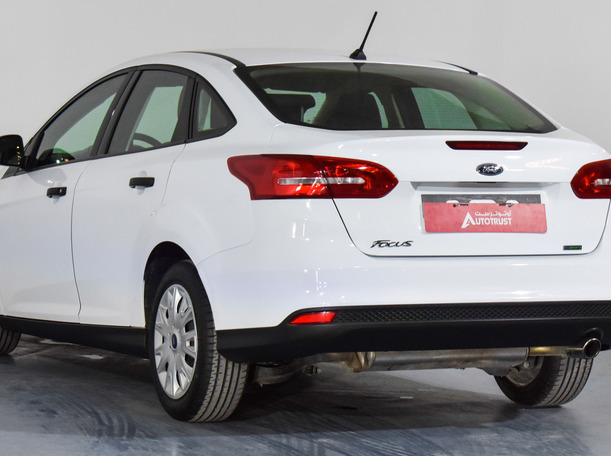 Used 2018 Ford Focus for sale in dubai