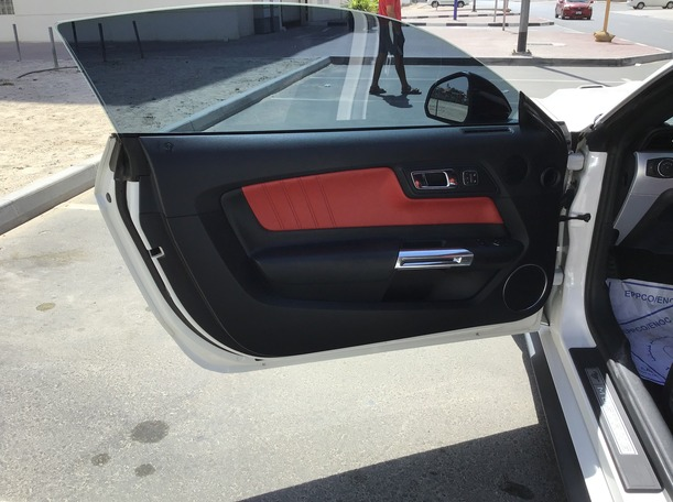 Used 2017 Ford Mustang for sale in dubai