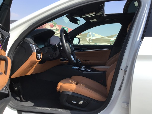 Used 2020 BMW 530 for sale in dubai
