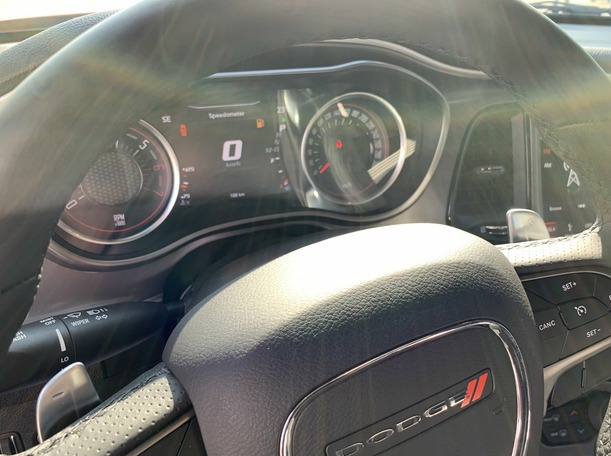 Used 2019 Dodge Challenger for sale in abudhabi