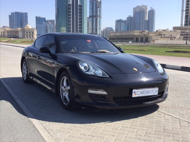 Used 2012 Porsche Panamera 4S for sale in sharjah
