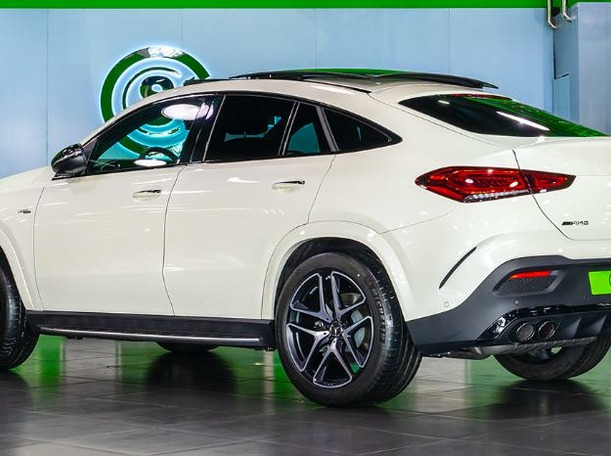 Used 2021 Mercedes GLE63 AMG for sale in dubai